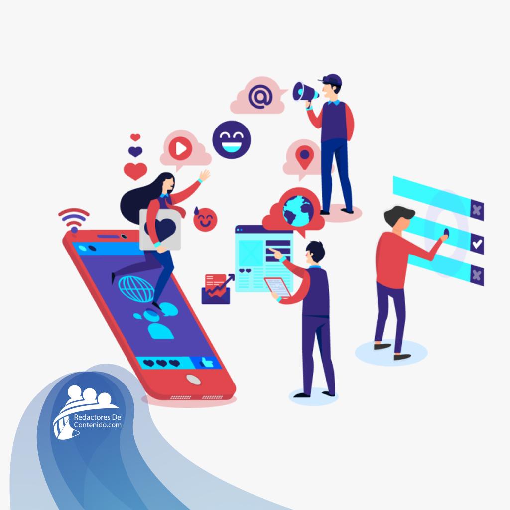 Las mejores redes sociales para marketing